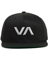 RVCA - Va Snapback Ii Hat - Lyst
