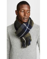 Begg & Co - Jura Linscott Plaid Scarf - Lyst