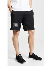 Reigning Champ - Mesh Street Ball Shorts - Lyst