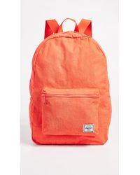 Herschel Supply Co. - Unstructured Daypack - Lyst
