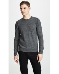 Club Monaco - Donegal Strapped Crew - Lyst