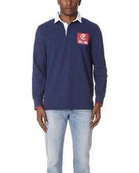 Polo Ralph Lauren - Ltwt Rugby Shirt - Lyst