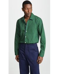 Sleepy Jones - Henry Pajama Shirt - Lyst