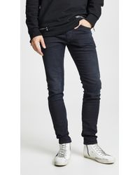 DIESEL - Thommer Cb-ne 069cm Jeans - Lyst