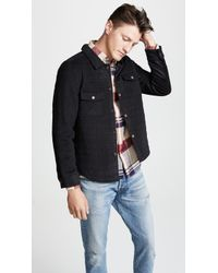 Billy Reid - Michael Shirt Jacket - Lyst