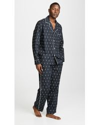 Sleepy Jones - Lightbulbs Lowell Pj Set - Lyst