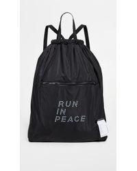 Satisfy - Run In Peace Waterproof Backpack - Lyst