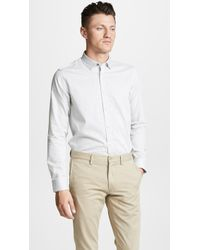 Ted Baker - Jenkins Long Sleeve Shirt - Lyst