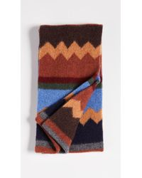 Howlin' By Morrison - Rude Movements Scarf - Lyst