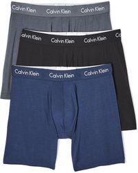 Calvin Klein - 3 Pack Body Modal Boxer Briefs - Lyst