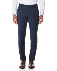 PS by Paul Smith - Mid Fit Trousers - Lyst