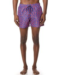 PS by Paul Smith - Classic Dino Swim Shorts - Lyst