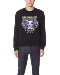 KENZO - Classic Tiger Sweatshirt - Lyst