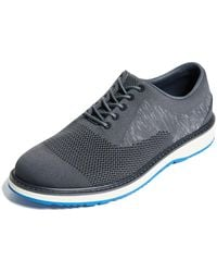 Swims - Barry Knit Oxford Shoes - Lyst