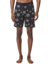 RVCA - Pelletier Swim Trunks - Lyst
