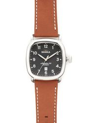 Shinola - The Guardian 41mm Watch - Lyst
