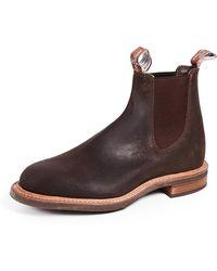 R.M. Williams - Gardener Full Welt Boots - Lyst