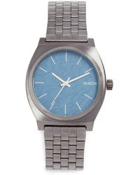 Nixon - Time Teller Watch, 37mm - Lyst