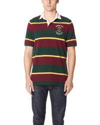 Polo Ralph Lauren - Patch Rugby Shirt - Lyst