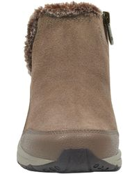 Easy Spirit - Talani Suede Casual Booties - Lyst
