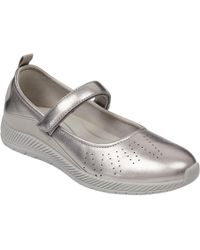 Easy Spirit - Garima Metallic Mary Jane Casual Shoes - Lyst