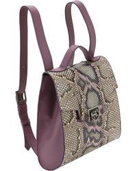 Reece Hudson - Python Siren Backpack - Lyst