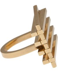 Uncommon Matters - Folding Bar Ring - Lyst
