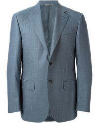 Canali Two Piece Suit - Lyst