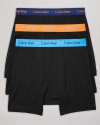 Calvin Klein Classic Boxer Briefs, 3 Pack - Lyst
