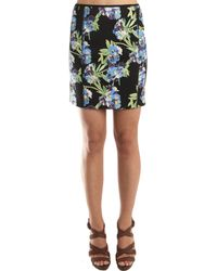 Elizabeth And James Skuba Skirt multicolor - Lyst