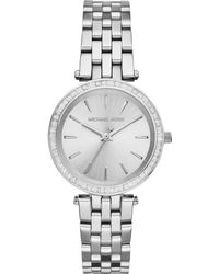 Michael Kors Women'S Mini Darci Stainless Steel Bracelet Watch 33Mm Mk3364 - Lyst