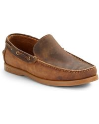 Bed Stu - Uncle Lawrence Leather Loafers - Lyst