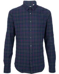 Burberry Brit Shirt - Lyst
