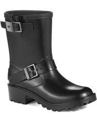 Michael by Michael Kors Devenport Rain Boots - Lyst