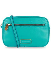 Marc By Marc Jacobs Sally Leather Cross-Body Bag - Lyst