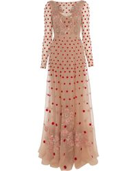 Temperley London Long Josette Dress - Lyst