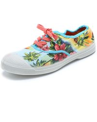 Bensimon - Tennis Hawaii Sneakers - Rouge - Lyst