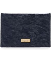 Ferragamo New Revival Bicolor Flat Case - Lyst