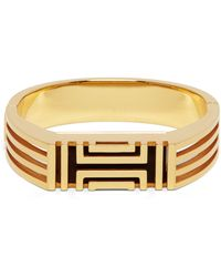 Tory Burch For Fitbit Caged Metal Bangle - Lyst