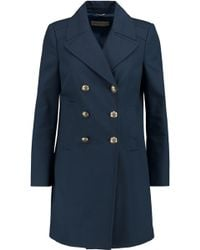 Emilio Pucci - Cappotto Cotton-blend Twill Coat - Lyst