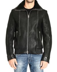 John Richmond Down Jacket - Lyst