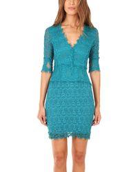 Nightcap Florence Lace Dress - Lyst