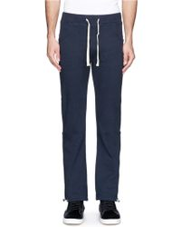 Beams Plus Cotton French Terry Sweatpants - Lyst