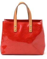 Louis Vuitton Red Handbag red - Lyst
