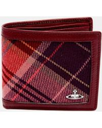 Vivienne Westwood Leather Billfold Wallet - Lyst