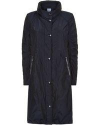 Creenstone - Long Hooded Coat - Lyst