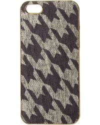 Scotch & Soda - Wooly Iphone 5 Hardcover Case - Lyst