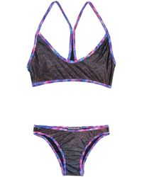 We Are Handsome - The Shadow Racer Bikini - Lyst