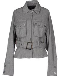 Jeans Michiko Koshino Jacket - Lyst
