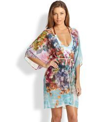 Clover Canyon - Poolflower Robe - Lyst